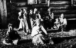 Жители Кагинского завода